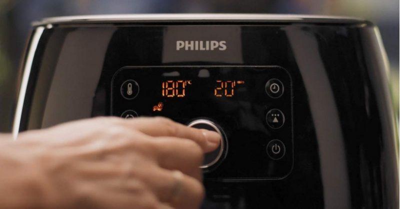 friggitrice ad aria Philips