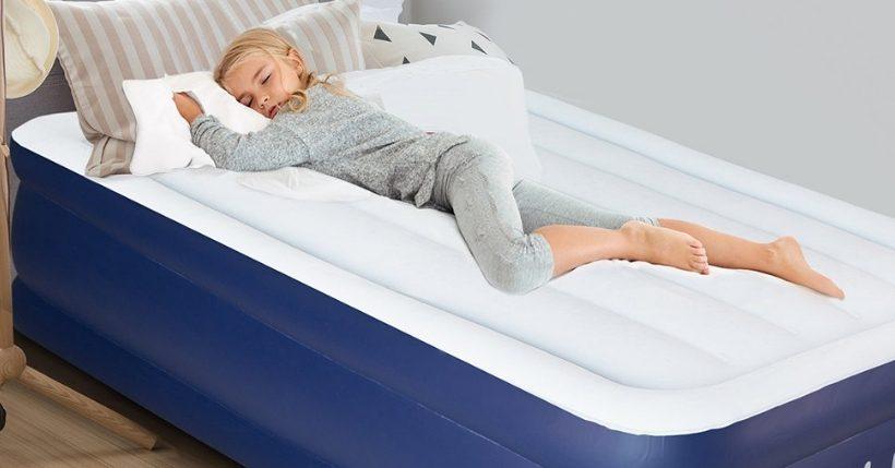 Miglior materasso gonfiabile singolo pratico ed economico