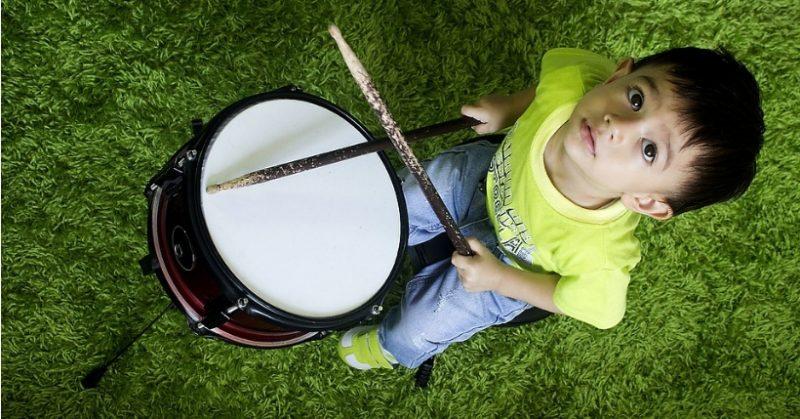 percussioni per bambini