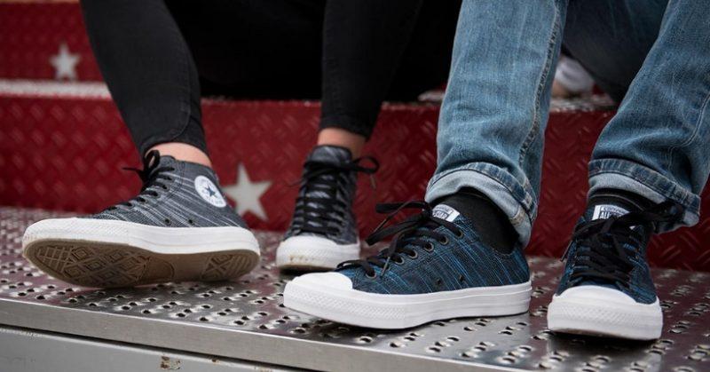 scarpe basse converse uomo