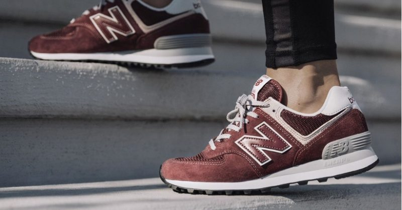 new balance donna bianche e argento