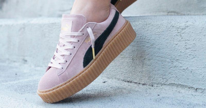 Scarpe Puma Platform: Guida alle sneakers suola alta lanciate da Rihanna