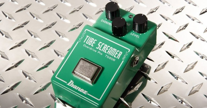 tube screamer ibanez