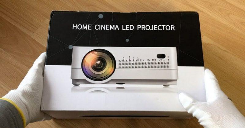 LUXNPRO Q2: Il proiettore Home Cinema super economico, la recensione