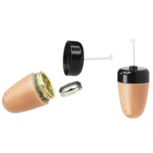 micro auricolare spia