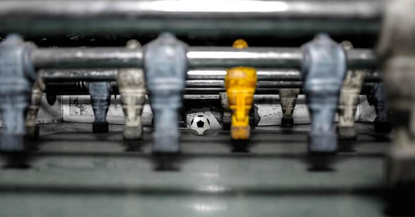 calcio-balilla biliardino