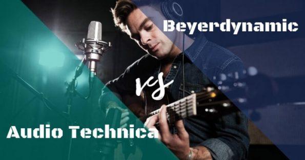 Beyerdynamic vs Audio Technica: quali cuffie da studio professionali scegliere
