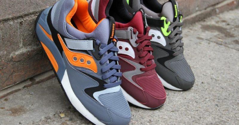 Scarpette Saucony: Consigli e dove comprare le sneakers Originals