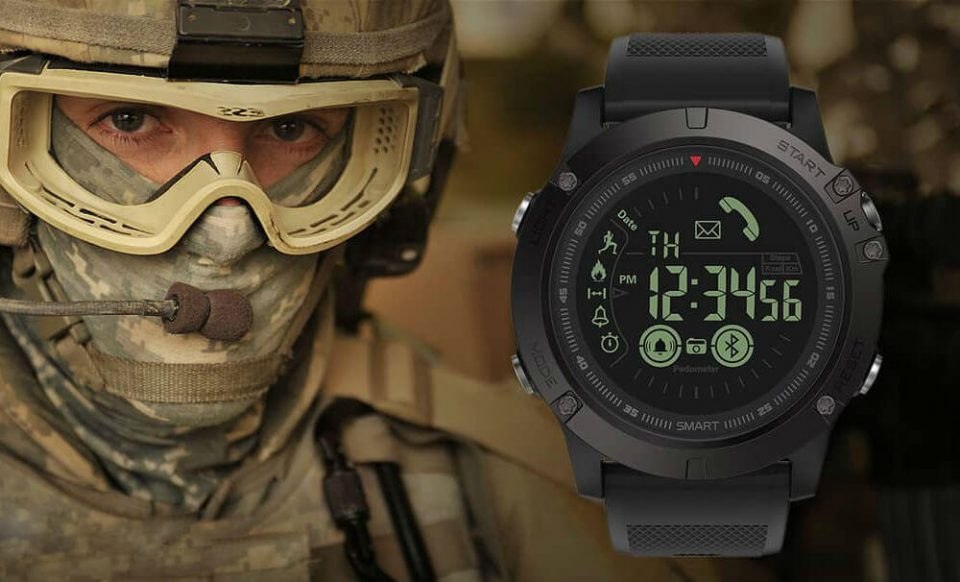 smartwatch tattico