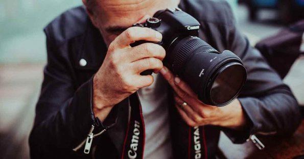Macchina fotografica reflex