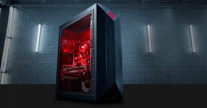 La nuova gamma di PC da gaming con RTX 2080, prezzi e specifiche