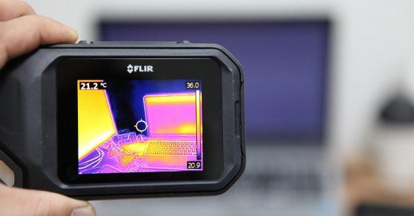 telecamera termica