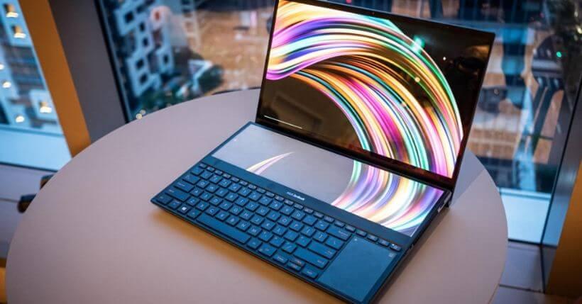 Asus ZenBook Pro Duo: Prezzo e come funziona il monitor a due schermi