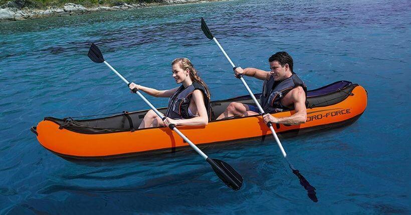 Quale Kayak gonfiabile comprare? Tutti i consigli e i migliori modelli