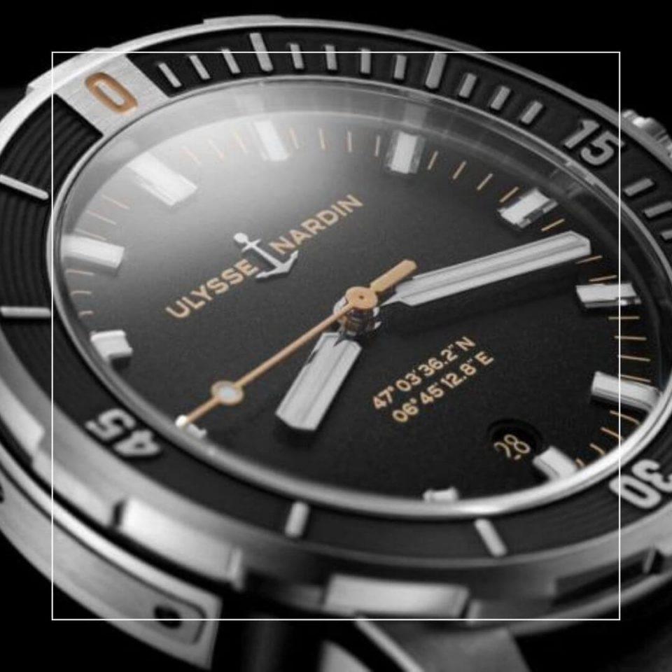 Ulysse Nardin Diver 42 mm, orologi di lusso