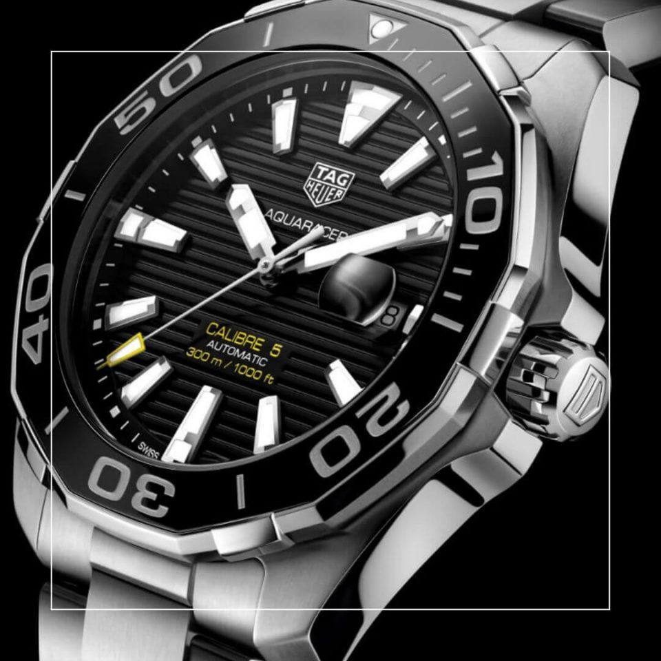 TAG HEUER AQUARACER Calibre 5, orologi di lusso