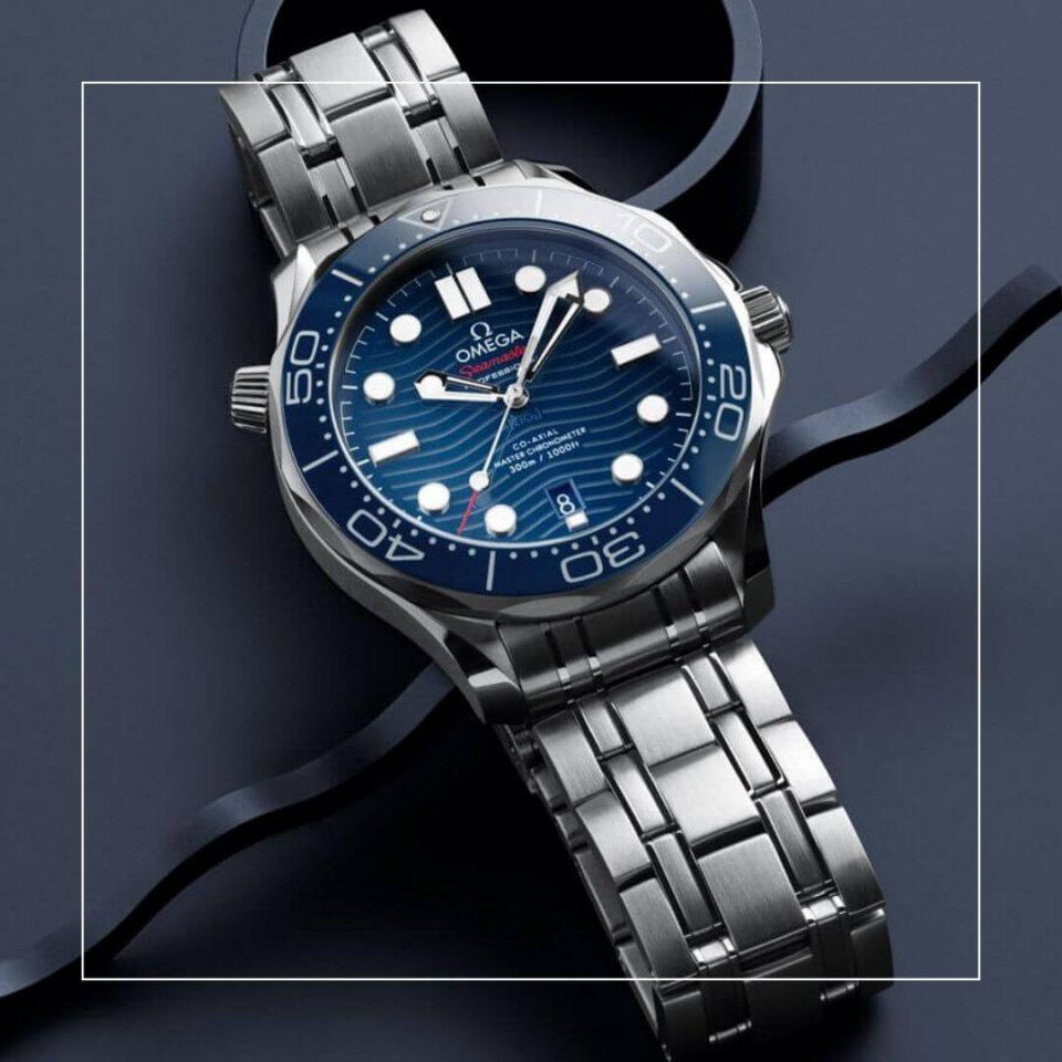 OMEGA Seamaster Diver 300M, orologi di lusso