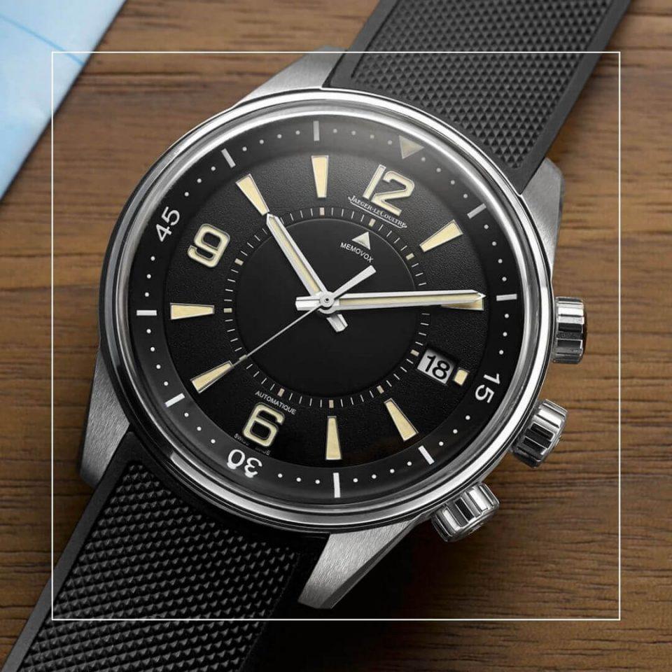 LeCoultre Polaris Memovox, orologi di lusso