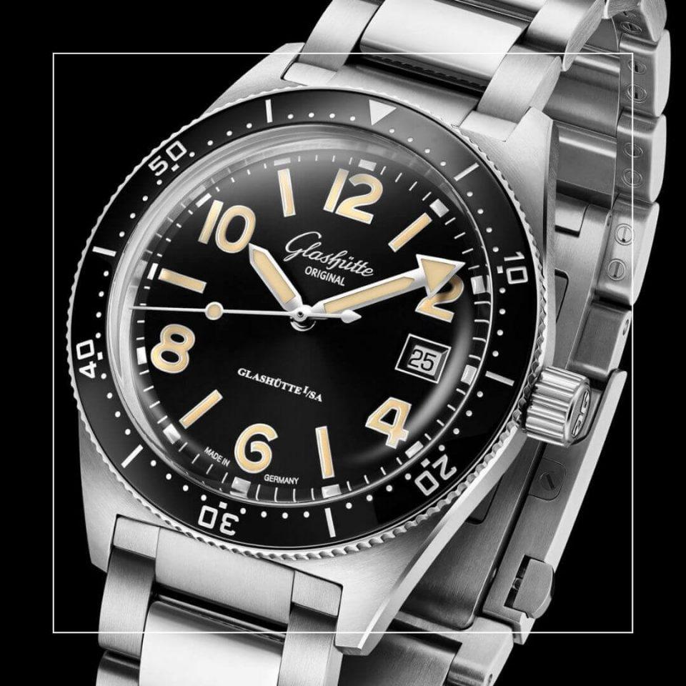 Glashütte Original Spezialist SeaQ, orologi di lusso