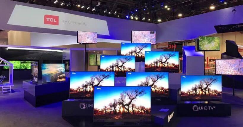 Tv TCL 2019: Gli schermi P641 e P681, con HDR 10 e assistente vocale