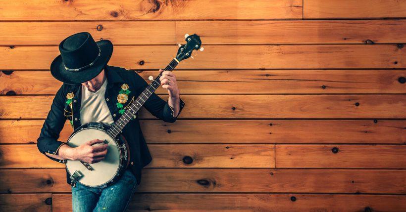 Banjo 5 corde