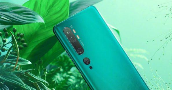 Xiaomi Note 10: Uscita in anteprima su Gearbest, fotocamera da record!