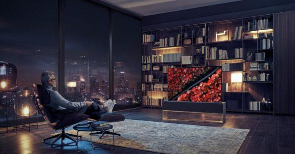 Tv LG SM8500: Recensione dello schermo perfetto per gaming e sport