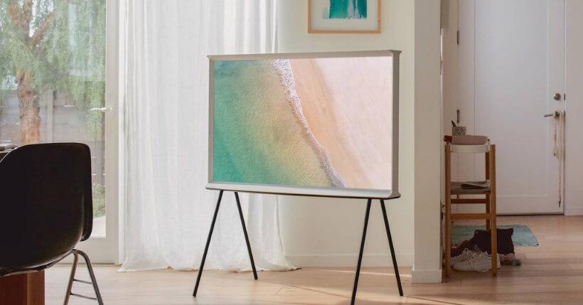 Recensione tv Samsung The Serif 2019: Il Lifestyle dal design eccezionale