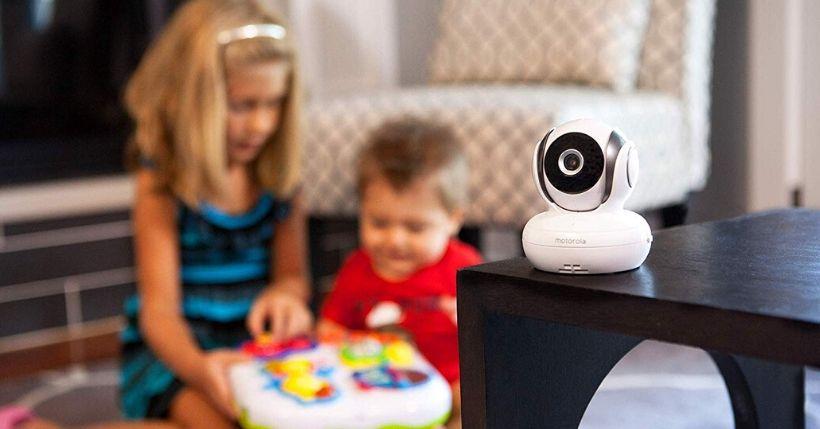 Monitor baby video