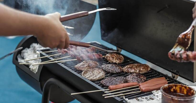 Accessori barbecue