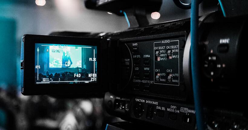 Videocamere professionali