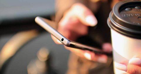 Sterilizzatore smartphone