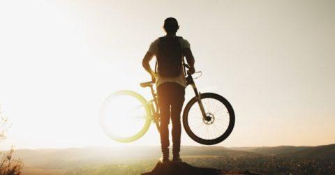 occhiali da sole per ciclismo