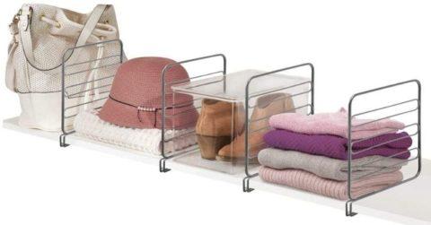 Come riordinare casa con i migliori contenitori per armadio, cassetti e letto