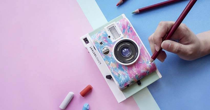Lomo'Instant Song's Palette Edition