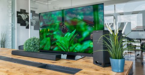TV Panasonic 4K