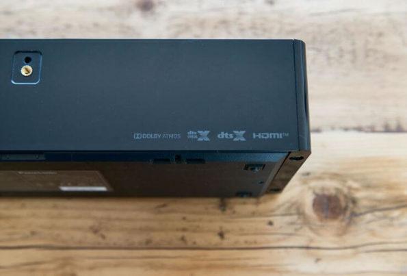 Recensione Spundbar Panasonic HTB900EHK