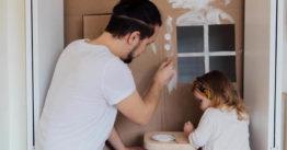 Come dipingere casa