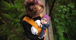 fascia per bebè