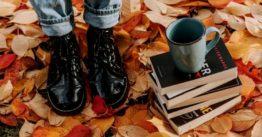 I libri da leggere in autunno, con le foglie che cadono e i cuori in attesa