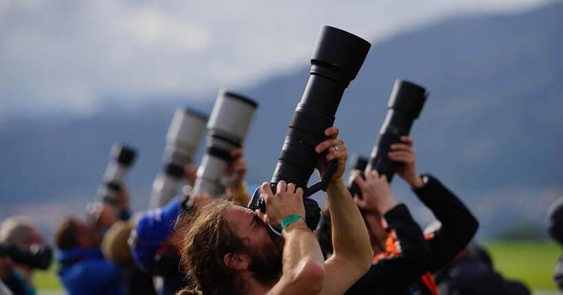 Obiettivo macchina fotografica