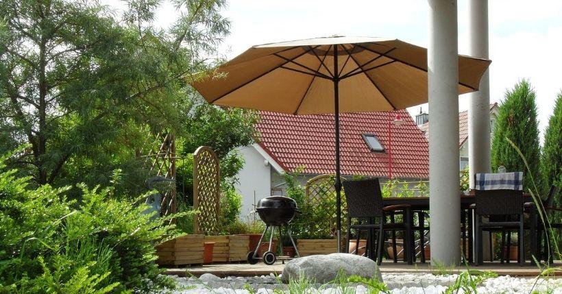 ombrelloni da giardini