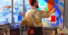 5 giochi da tavolo per gli appassionati di arte