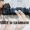 Sconti, promozioni e cashback Fujifilm 2021 dell'estate il calendario