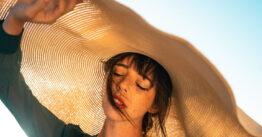 Crema viso con protezione solare