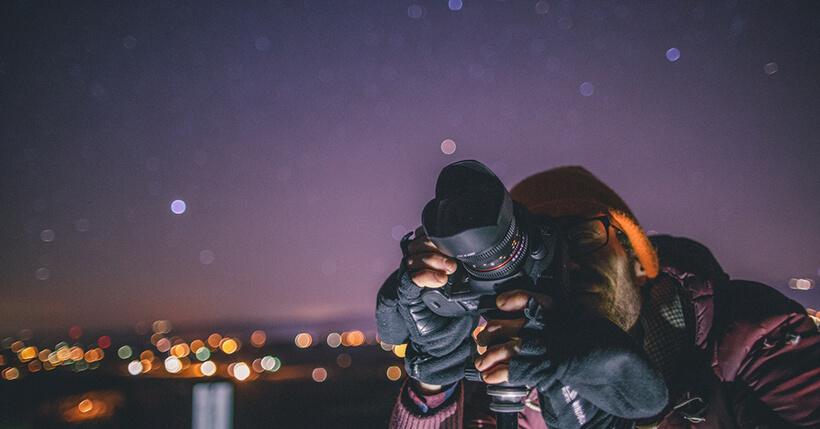 Diaframma fotografia