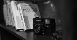 Libri sulla fotografia in banco e nero